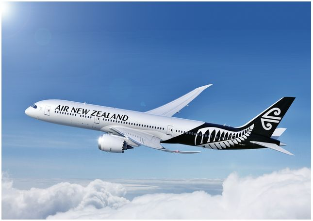 ニュージーランド航空、B787の就航ルートを発表、東京も