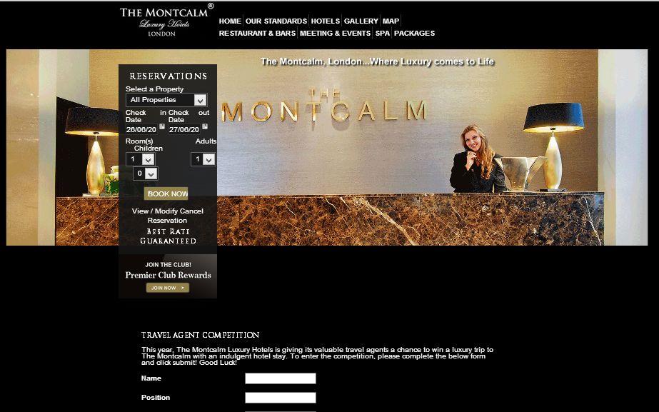 モントカームホテル、ベガサス導入で国際市場を強化