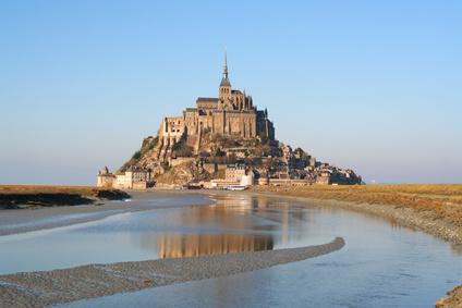 フランス、モン・サン・ミッシェルのストライキ終了、通常観光へ