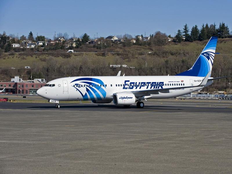エジプト航空、成田線運休を10月26日まで継続