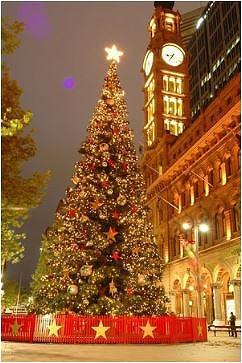 ルックJTB、クリスマスツアー拡大で世界10都市へ、夏のクリスマスも