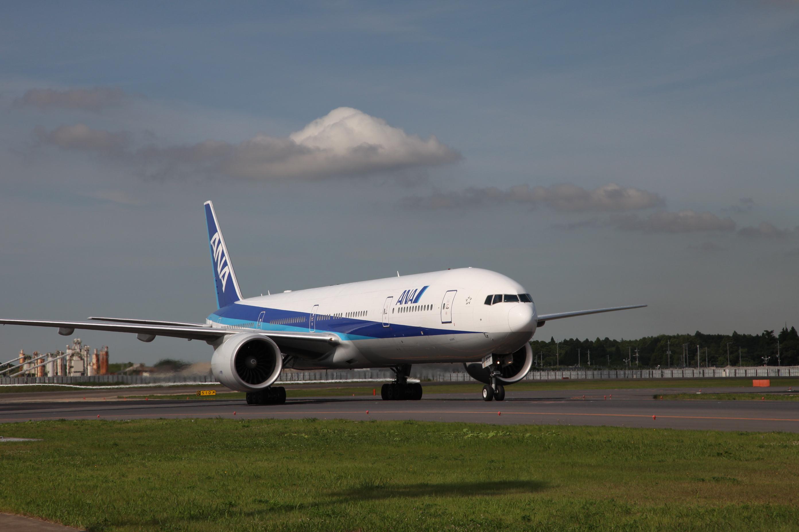 全日空、国際線旅客3ヶ月連続で前年比増、アジアで高い伸び ‐2013年10月