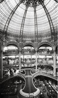ギャラリー・ラファイエット、「ヨーロッパ文化遺産の日」に本店見学ツアー実施