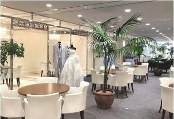 HIS、新宿本店ウェディングサロンで挙式関連7社と協業、日本最大級に