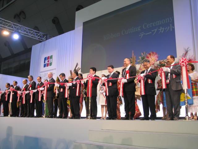 「JATA旅博2013」が開幕、154か国・地域730企業で出展規模過去最大