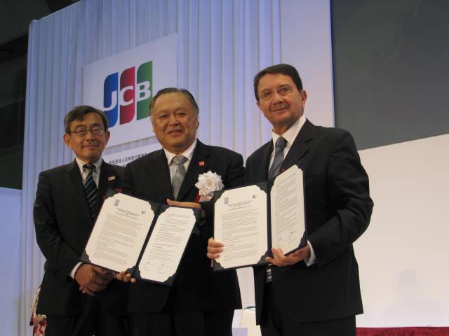 JATAとUNWTO、「包括的パートナーシップ協定」を締結 -イン・アウト2000万人達成を加速