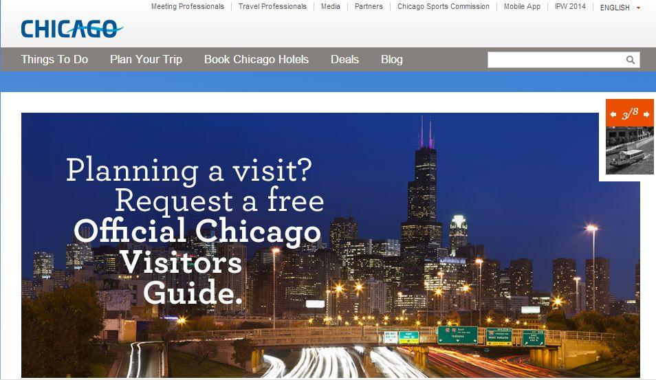 シカゴ、海外からの旅行者数が記録的な伸び、2020年までに5000万人へ