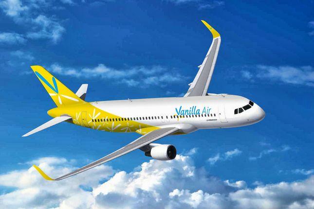バニラエア、就航都市は那覇・札幌・台北・ソウル、運賃は5500円から、ミクロネシアも視野に