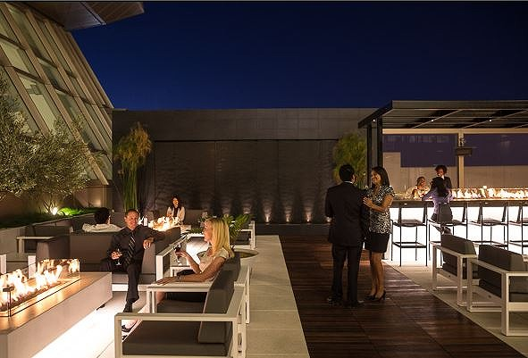 スターアライアンス、ロサンゼルス空港に新ラウンジをオープン