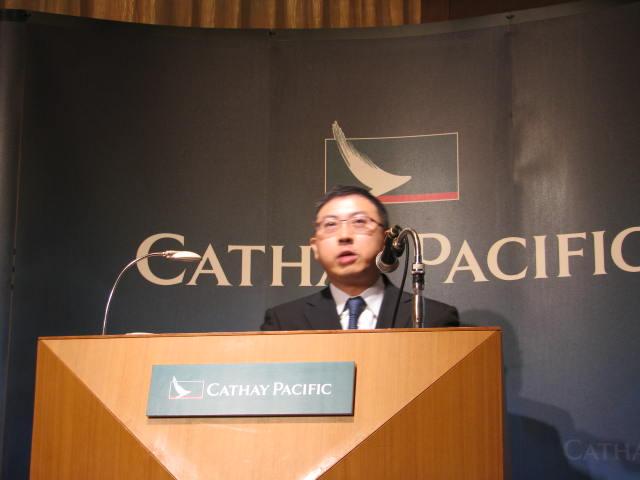 キャセイ、羽田に新ラウンジ開設、成田と2空港で強い需要に対応 -増便も視野に