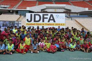KNT、Jリーグのアジア普及の一環でボランティアツアーを販売