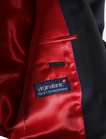 ヴァージン アトランティック航空、ハケット ロンドンのトラベルジャケットを発売