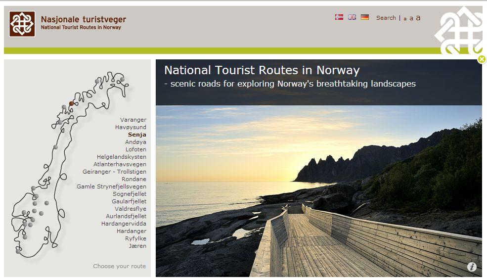 北欧ノルウェーに学ぶ、国家プロジェクトとしての観光インフラの整備