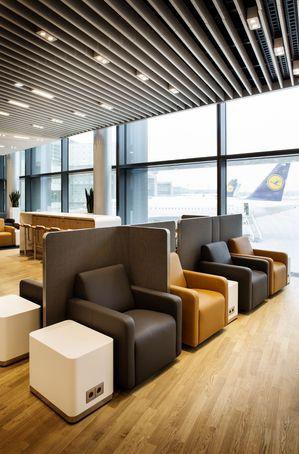 ルフトハンザ、フランクフルト空港に15か所目のビジネスラウンジを開設