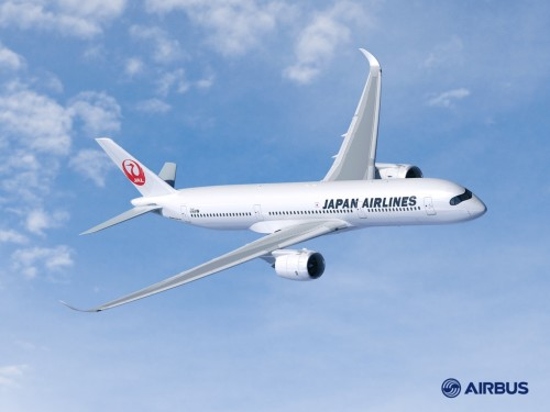 JAL、10月実績は国際線旅客1割増、中国線は前年比42%増に