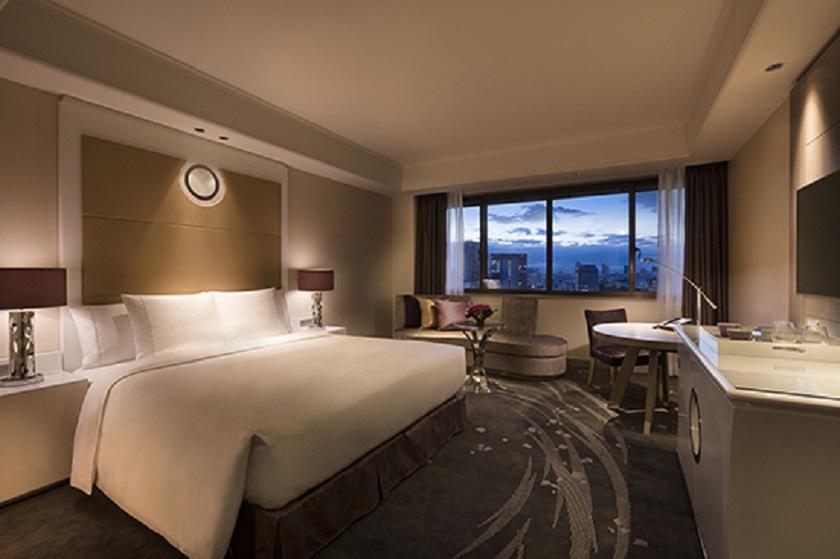 東京マリオットホテル、開業記念特別宿泊プラン「BRILLIANT」を発売