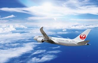 JAL、2014年8月の国際線旅客数は微減、韓国線は前月を超える落ち込みに