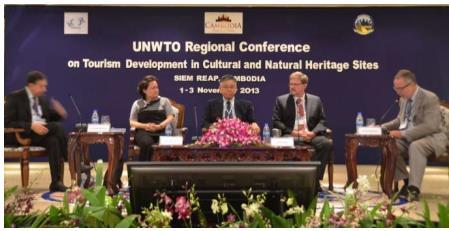 国連世界観光機関、観光開発の地域会合開催