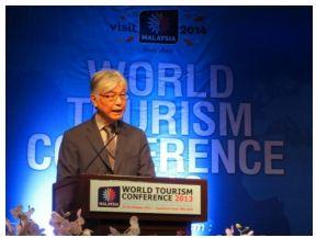 世界観光会議(WTC)、マラッカで開催、元観光庁長官の本保氏が登壇
