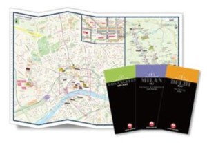 「JALシティガイドマップ」 新たに10都市を発行、全20都市に
