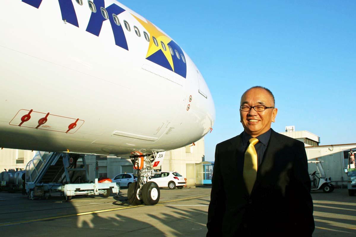 スカイマークが新たなステージへ、A330-300初公開で語られたクリアな戦略