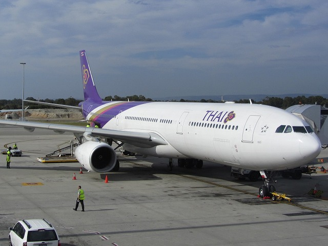 タイ国際航空、日本/バンコク線の一部フライトをキャンセル