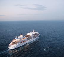 シルバー・スピリット、2014年夏の地中海クルーズに日本人スタッフ乗船