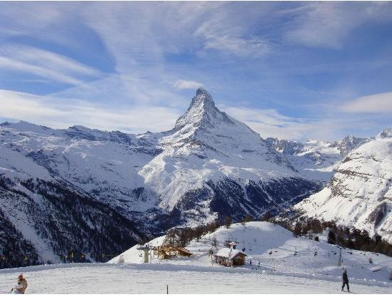 トリップアドバイザー、世界のスキー場をビジュアル化、最長はツェルマット