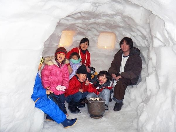 JTB、豪雪地帯で「旅いく商品」 -親子で遊ぶ特別企画