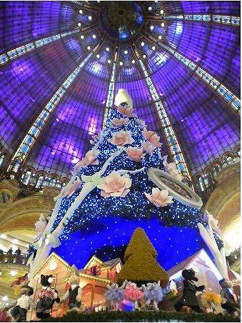 死ぬまでに見たい世界のクリスマスツリーのランキング、ギネス認定・日本のツリーも