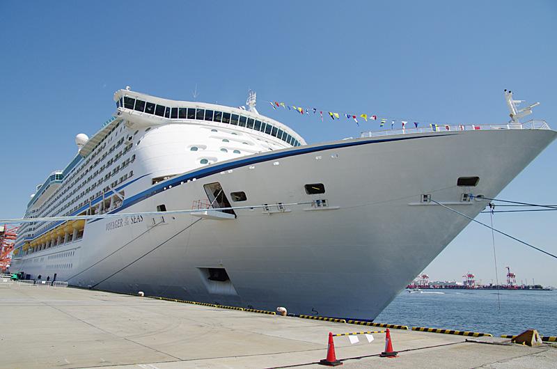 東京港、クルーズで大型客船に対応する施設整備へ、第4次アクションプランを制定