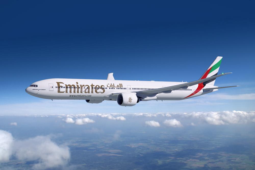 エミレーツ航空、羽田線のスケジュールを変更、乗継ぎ利便性が向上