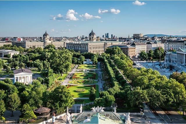 ウィーン、2013年の総宿泊数が過去最高、日本は前年並み