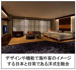 龍名館、訪日旅行者向けの小規模高級ホテルとして8月開業