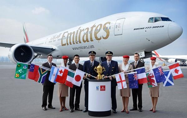 エミレーツ航空、ドバイ/ヨハネスブルグ線を1日4便に増便、日本からの乗り継ぎも向上