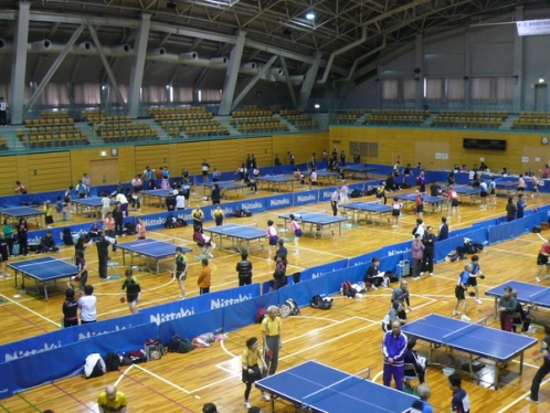 信州諏訪湖温泉ラージボール卓球大会、スポーツツーリズム賞を受賞