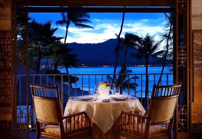 ハワイ・ハレクラニ、ホテル内レストランが全米レストラン格付けで2冠