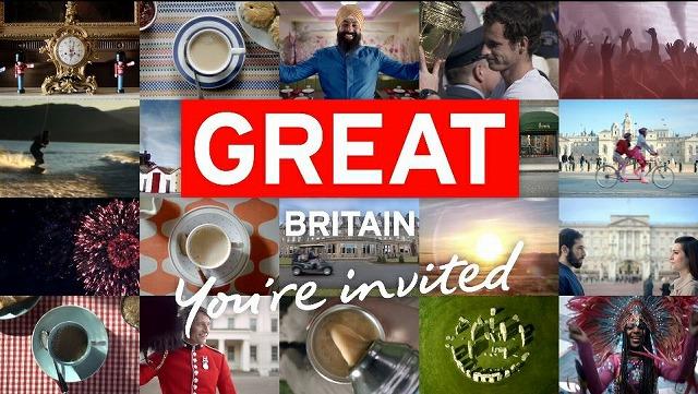 英国政府観光庁、「音」をテーマに映像キャンペーン展開、約250万ポンド投じて