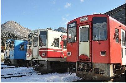 日本旅行、豪雪地帯を走る秋田内陸縦貫鉄道の撮影ツアーを発売
