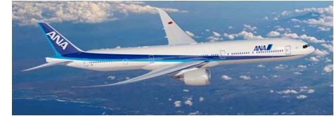 ANA グループ、過去最大となる航空機70機の発注を決定、B777-9Xも20機