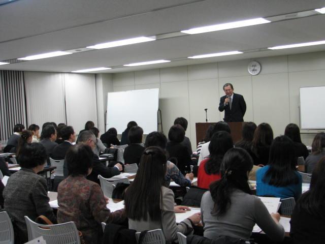 KNT-CT吉川会長、「旅行業における女性の進出・活躍」を語る