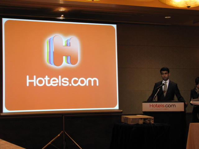 Hotels.com、モバイル予約に「大きな波」、日本のオンライン市場に拡大の期待