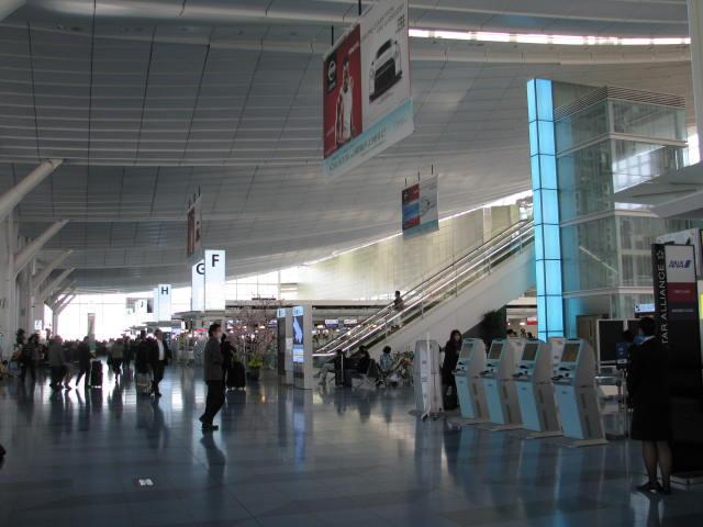 羽田空港、ゴールデンウィークの出国者数は15万3900人、前年比129%