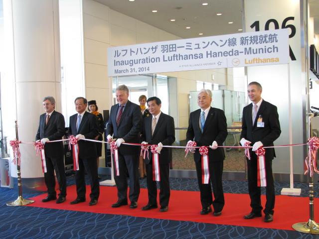 ルフトハンザ ドイツ航空、羽田就航で予約は「計画通り」、機材大型化にも意欲