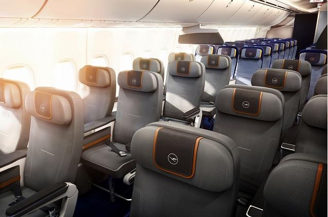 ルフトハンザ・ドイツ航空、「プレミアムエコノミー」を導入 新クラスは35年ぶり