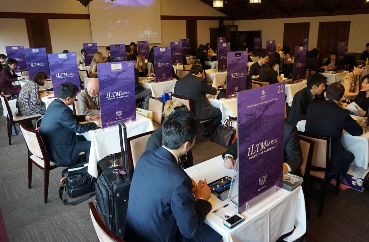 ILTM JAPAN 2014、11か国から100社が参加、日本の富裕層獲得目指す
