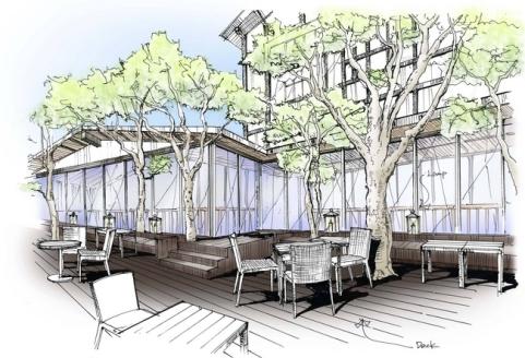 万平ホテル 創業120周年記念事業としてアルプス館をリノベーション