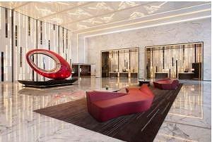 マリオット、上海に旗艦ブランド、マリオットホテル開業、中国で66軒に