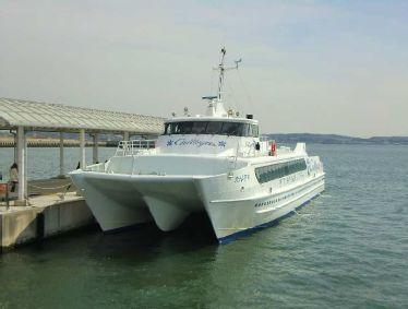 JAL、伊勢神宮「おかげ参り」で、津エアポートライン乗船料を割引に