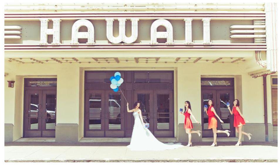 ワタベウェディング、ゼクシィと共同で女友達が花嫁をサポートするリゾートウェディングを提案